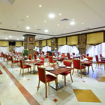 Zowar International Hotel Dining